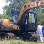 Desconocidos queman camión y maquinaria forestal en el sur de Chile