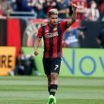 "4-1. ""Hat trick"" del venezolano Josef Martínez en goleada del Atlanta United"