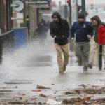 Al menos 5 muertos deja temporal de nieve y vientos en la costa este de EEUU