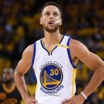Curry no viajará con Warriors y será baja en dos partidos de gira