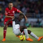 El colombiano Quiñones convierte dos goles y pone al Toluca en el liderato