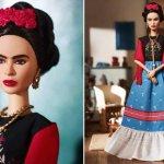 Frida Kahlo y Lorena Ochoa se convertirán en muñecas de la línea Barbie