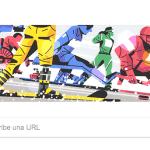 Google celebra el arranque de los Juegos Paralímpicos en Corea del Sur