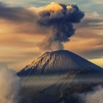 Los volcanes y el calentamiento global, claves en los océanos de Marte