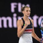 Naomi Osaka vence a Pliskova y se medirá a Halep en semifinales