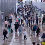 Policía mexicana halla 1.140 cartuchos en aeropuerto procedentes de EEUU
