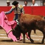 Ricardo de Santiago corta una oreja en la Plaza México
