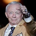 Jones acepta hacer un reembolso a la NFL