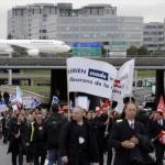 Air France busca negociar tras cuarta jornada de huelga por mejora salarial
