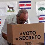 Costa Rica da continuidad al oficialismo frente a irrupción de evangélico