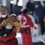 Cruz Roja advierte del aumento de llegadas inmigrantes a Grecia desde Turquía