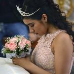 Festejó María Fernanda Alemán Barriga sus XV años