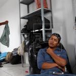 Los primeros migrantes de la Caravana que recorre México llegan a Puebla