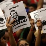 Lula deja el sindicato sin dirigirse a la militancia y pendiente del Supremo