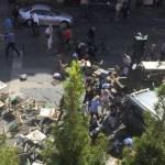 Varios muertos y heridos en Alemania al arrollar vehículo a un grupo personas