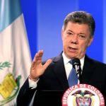 Santos explica a diplomáticos de países donantes el uso de dinero para la paz