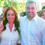 La figura de la primera dama vuelve a Paraguay con Silvana López Moreira