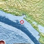 Un sismo de magnitud 5,5 sacude el litoral Pacífico de Nicaragua, sin daños