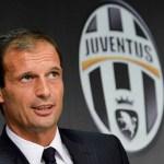 entrenador del Juventus, Massimiliano Allegri