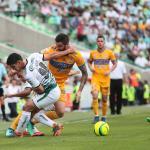 Santos logra un triunfo heroico ante Tigres y se clasifica a semifinales