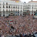 "Florentino Pérez: ""Lo que hemos logrado roza lo milagroso"""