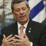 Canciller uruguayo se reúne con jefe de Delegación Regional de la Cruz Roja