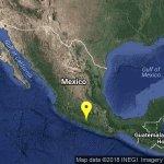 Sismo de magnitud 5,3 dispara alerta sísmica en México