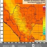 Hoy será el día más caliente de la semana en Durango