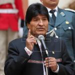 """Evo Morales califica de """"histórica"""" la jornada electoral en Venezuela"""