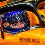 El equipo de Alonso lidera tras cumplirse dos de las Seis Horas de Spa