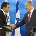 Guatemala celebrará cada 14 de mayo el Día Nacional de la Amistad con Israel