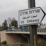 Jerusalén ya fue sede de embajadas y pronto podrá volver a serlo