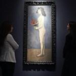 """La """"fillette"""" de Picasso es subastada en 115 millones de dólares"""