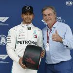 Hamilton gana en Montmeló y refuerza su liderato en el mundial