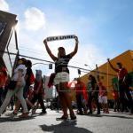 """Lula reafirma desde prisión su candidatura en un Primero de Mayo """"triste"""""""
