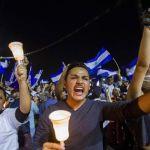 Nicaragüenses siguen en las calles demandando justicia y dimisión de Ortega