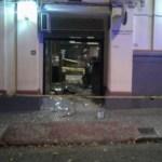 Nuevo robo de cajero automático en Montevideo mediante explosión de gas