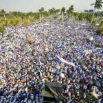 Protestas en Nicaragua toman un matiz particular en ciudad natal de Sandino
