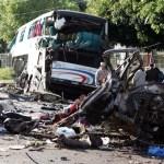 Quince muertos en Haití en un accidente de tráfico