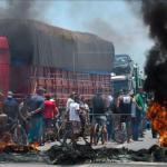 Se agrava crisis en Brasil por huelga de camioneros