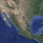 Ocurre un sismo de magnitud 4.3 en Matamoros, Coahuila