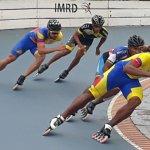 Venezuela, Colombia y Chile suben al podio en patinaje de carreras masculino