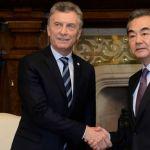 """Presidente argentino llama a """"profundizar"""" relaciones comerciales con China"""