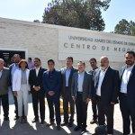 Inauguran Centro de Negocios de la UJED
