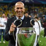 "Zidane: ""Con talento, trabajo e ilusión lo hemos conseguido"""