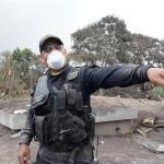 Guatemala ordena evacuación por nuevo flujo piroclástico en volcán de Fuego