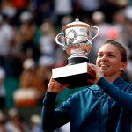 Halep gana Roland Garros, su primer gran torneo, al derrotar a Stephens