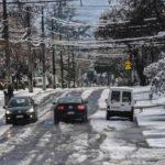 Inusual nevada en Perú llega a 40 centímetros de espesor y genera estragos