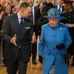Isabel II nombra Caballero al asesor de Seguridad Nacional del Reino Unido