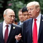 Putin y Trump tratarán de enderezar tensas relaciones en cumbre de Helsinki